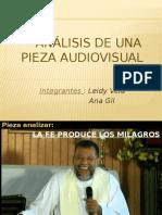 Análisis de Una Pieza Audiovisual