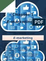E-Marketing Chapter 1