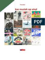 Kortrijkse Muziek op Vinyl