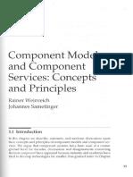 Componrnt Model & Services....All
