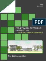 Paisagismo e Arquitetura sustentavel - Alice Drummond