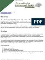 theserverside.com Articles Content TreeOrientedPerspective