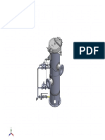 Gas Separator Iso View