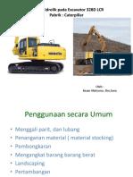 141398964 Presentasi Excavator