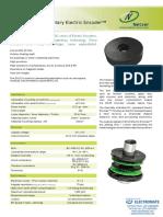 Netzer DS-25 Specsheet