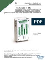 QuickSilver Controls QCI-DS003 QCI-D2-IGB