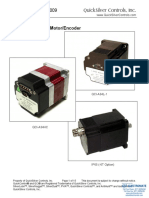 QuickSilver Controls QCI-DS009 QCI-A34