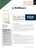 Shift Your Brilliance Summary