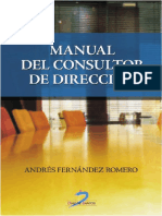 Manual Del Consultor de Direccion