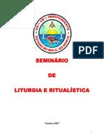 Seminario de Liturgia e Ritualistica