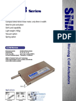 SMAC LCA8 Series Linear Actuator Brochure
