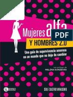 Castro Virasoro Sole - Mujeres Alfa Y Hombres 2 0