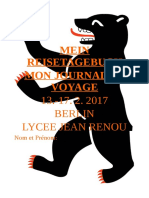 Mein Reisetagebuch-french version model