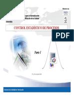 Control Estadistico de Procesos Parte I