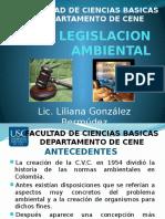 LEGISLACION AMBIENTAL 2014.pptx