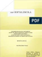 Hip Hop Na Escola