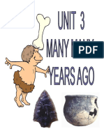 Unit3 Level5 Prehistory Ceip Europa