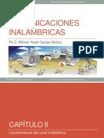 Taller Comunicaciones Inalámbricas - Capítulo II
