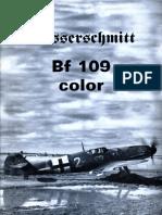 Messerschmitt Bf 109 Сolor