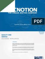 Tecnotion QTR Torque Motor Catalog