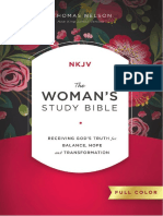 The Woman's Study Bible, NKJV, Full Color