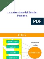 B. La Estructura Del Estado Peruano (3)