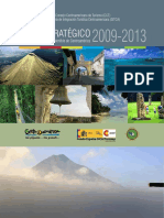 Plan Estrategico de Desarrollo Turistico Sostenible de Centroamerica
