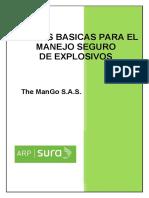 explosivos the mango