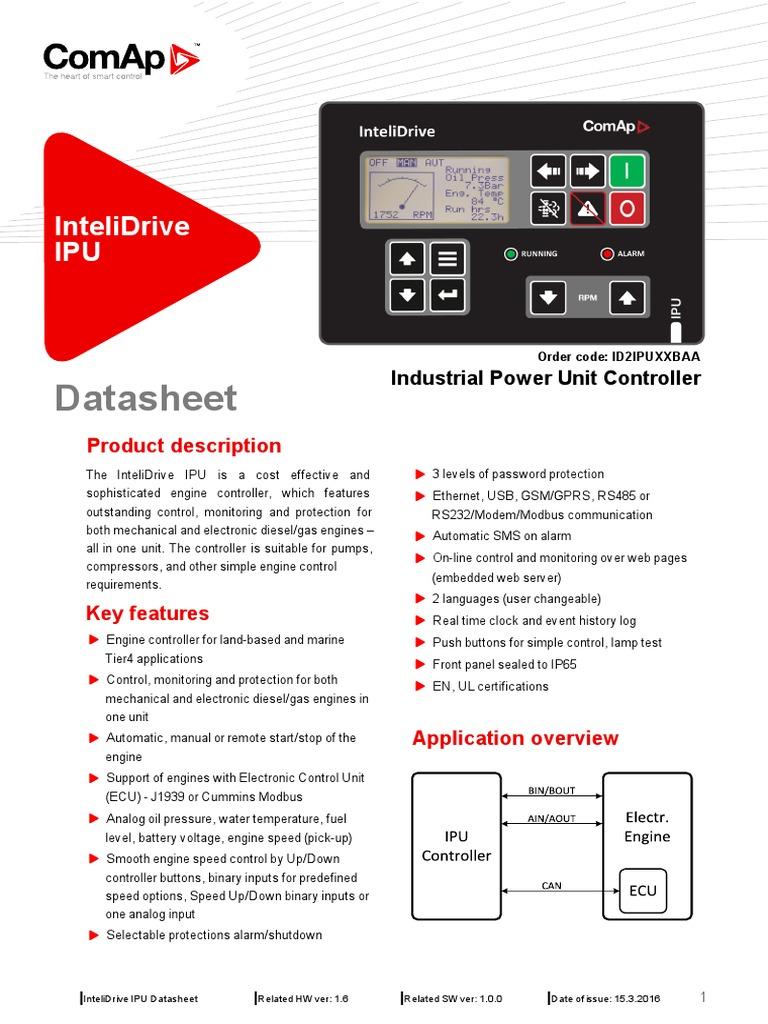 intelidrive ipu datasheet power supply general packet radio service rh es scribd com 2017 Cummins Manual 6.7 Cummins Manual