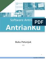 Petunjuk Software Antrian AntrianKu v1.34