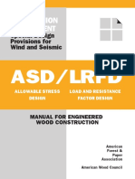 2001 Special Design Provisions for Wind and Seismic Supplement