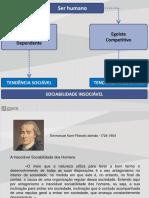Kant-Natureza Social Insociável
