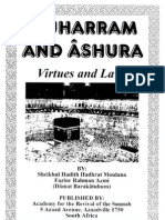 Muharram and Ashura by Shaykh Fazlur Rahman Azami