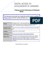 JOIM_Predicting Financial Distress and the Performance of Distressed (HARVARD)