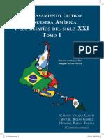 El pensamiento crítico de Nuestra América y los desafíos del siglo XXI - Tomo I.pdf