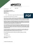 Texas Watch Written Testimony for HB 1188