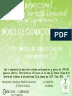 Bono de 100 Mil Pesos