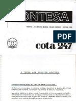 Montesa Cota 247 Manual