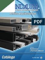 Perfiles Arquitectonicos de Aluminio