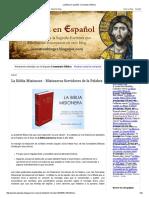 La Biblia en español_ Comentario Bíblico.pdf