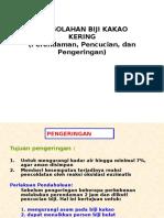 Pt. 4 Pengolahan Biji Kakao Dua