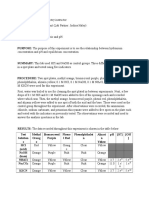 chem lab report 9