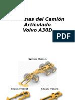 Sistemas Camion Volvo a30d