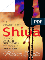 In Search of Shiva - A Study of - Haroon Khalid