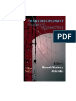 Transdisciplinary Theory Practice-2013