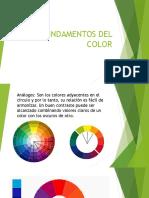 Fundamentos de Color