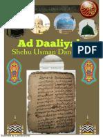Qasidah Daaliyah