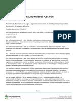 La AFIP lanza nuevo software para solicitar devoluciones de impuestos