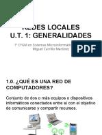 Rl - Ut1 - Generalidades