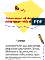 enhancement of academic achievement with the arts